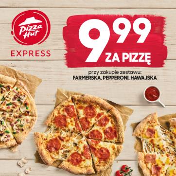 Promocja w PizzaHut