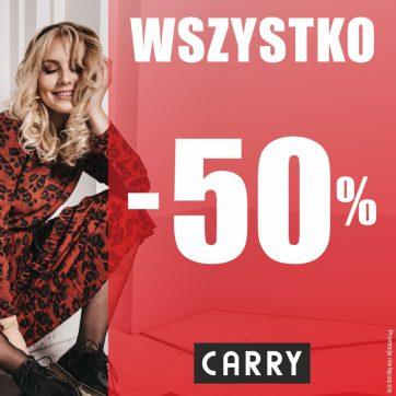 Carry – wszystko -50%