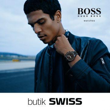 Limitowane kolekcje zegarków Boss