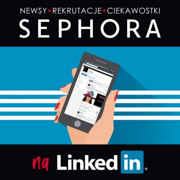 Sephora na LinkedIn!