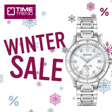 Winter Sale w Time Trend