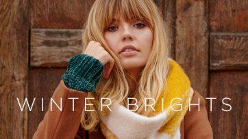 Zima w kolorze, czyli kolekcja Sinsay Winter Brights