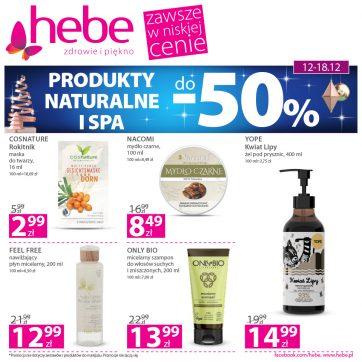 Hebe – oferta promocyjna