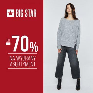 Big Star – wyprzedaż