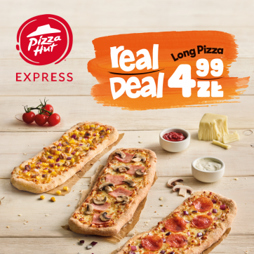 Real Deal w Pizza Hut Express