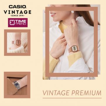 Casio Vintage Premium w Time Trend