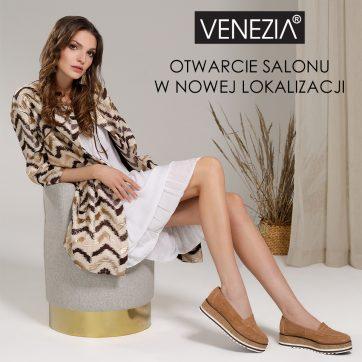 Salon VENEZIA w nowej lokalizacji!