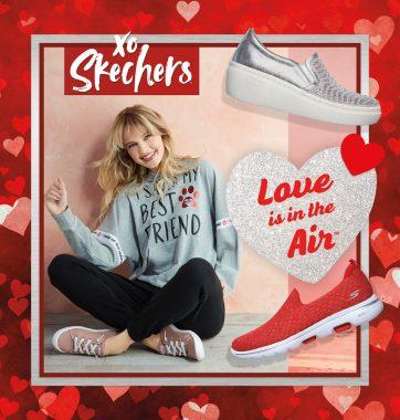 Walentynki w Skechers