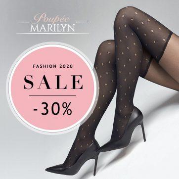 Promocja w sklepie Marilyn