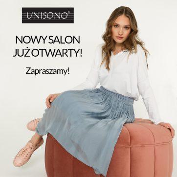 Nowy salon UNISONO już otwarty!