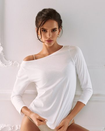Intimissimi z nową linią Ultrafresh Supima Cotton