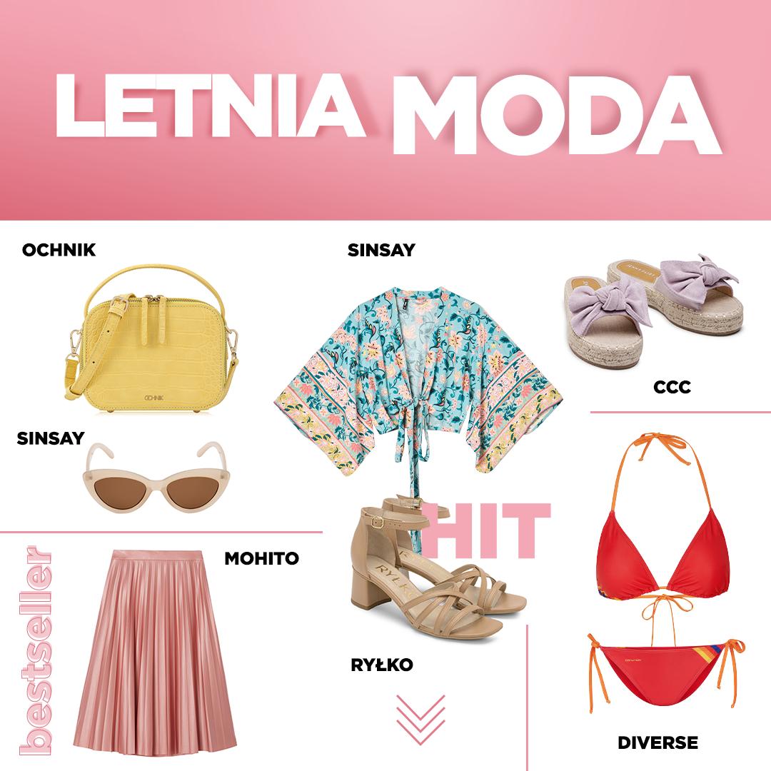 Letnia moda