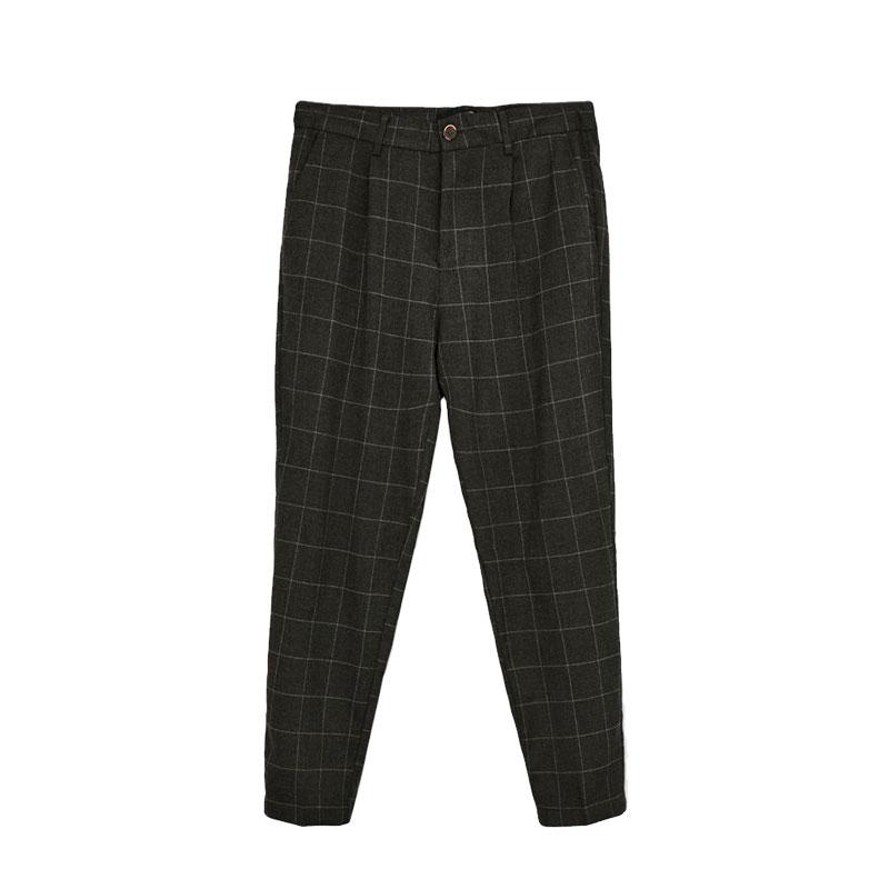 Eleganckie spodnie, spodnie do pracy, House, spodnie na kant, długie spodnie, męskie spodnie